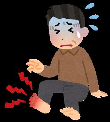 尿酸値が高い事で腎臓が悪くなる?