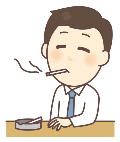 腎臓病とタバコの関係について